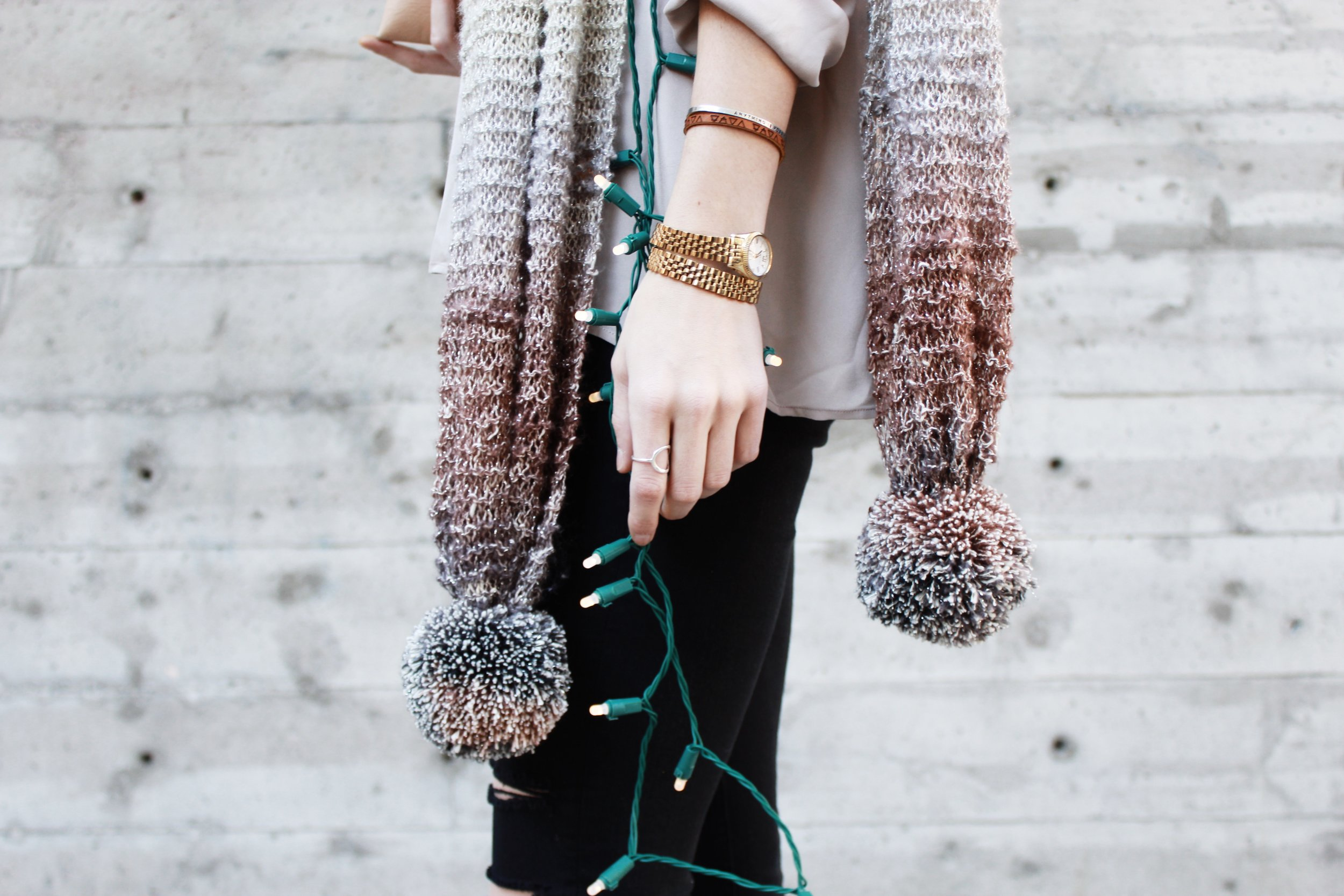 Icicle Wrap Pattern by Two of Wands