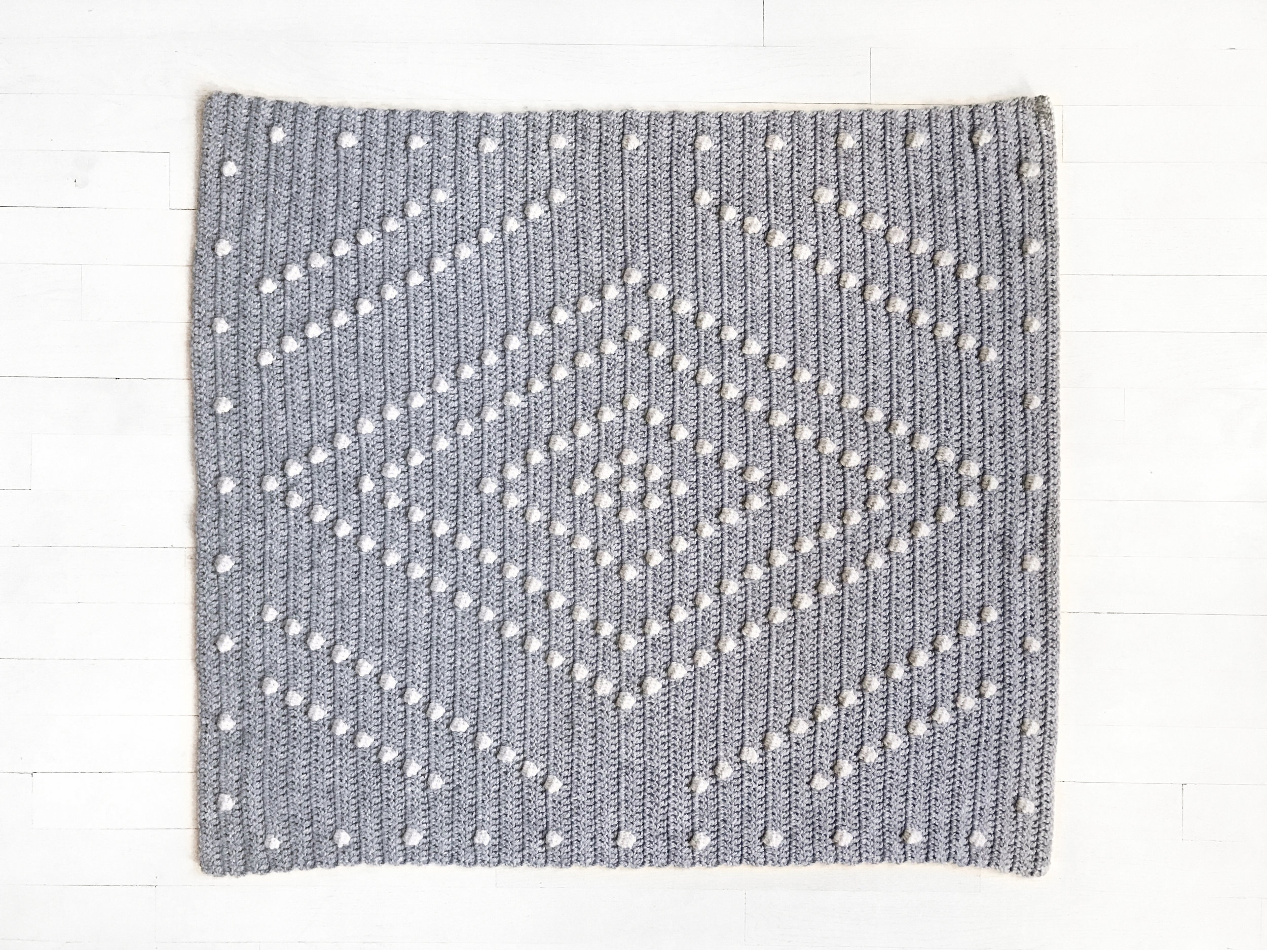 Theory of Light Blanket Pattern by Two of Wands