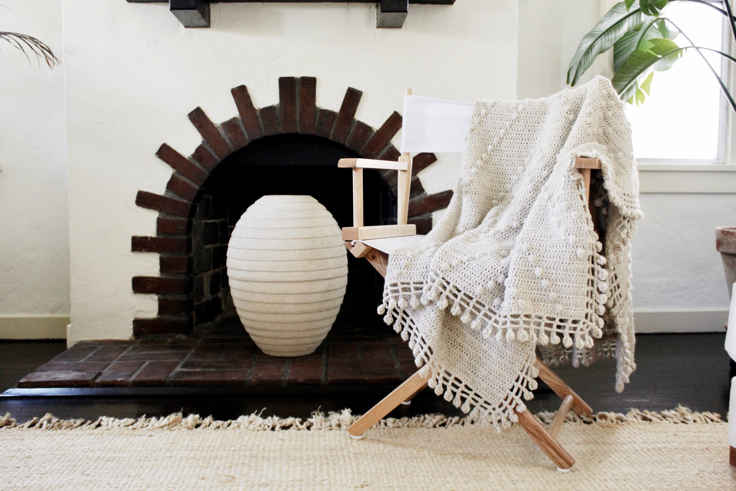 Domino Coverlet Pattern by Two of Wands