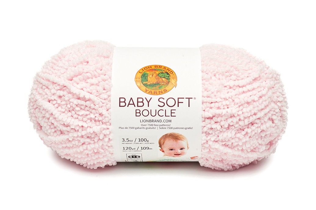 Baby Soft Boucle