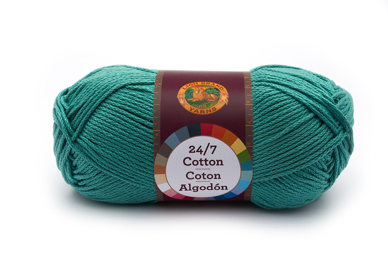 24/7 Cotton in Jade