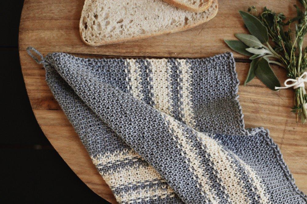 Alsace Tea Towel Pattern