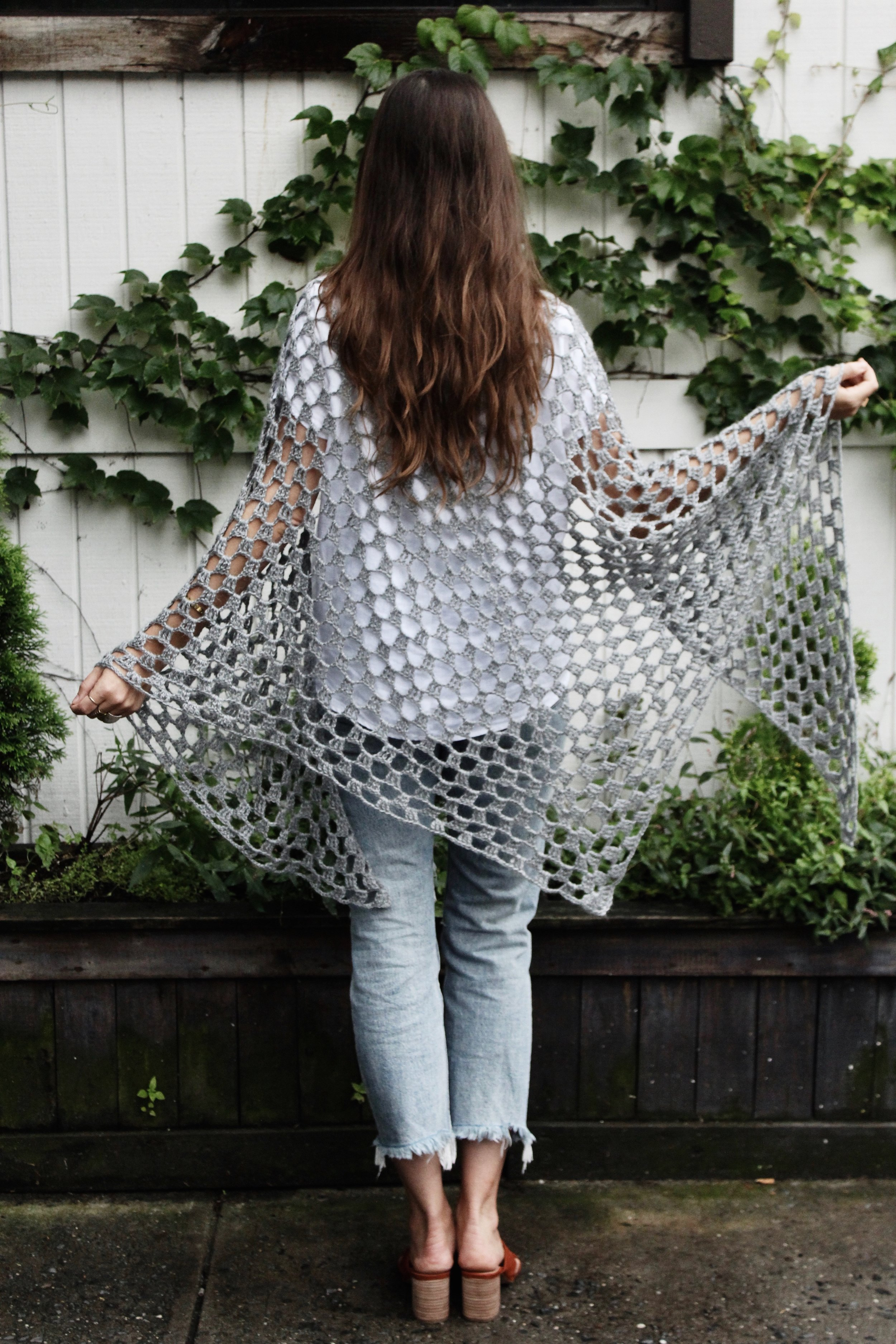 Eastwick Wrap pattern by Two of Wands