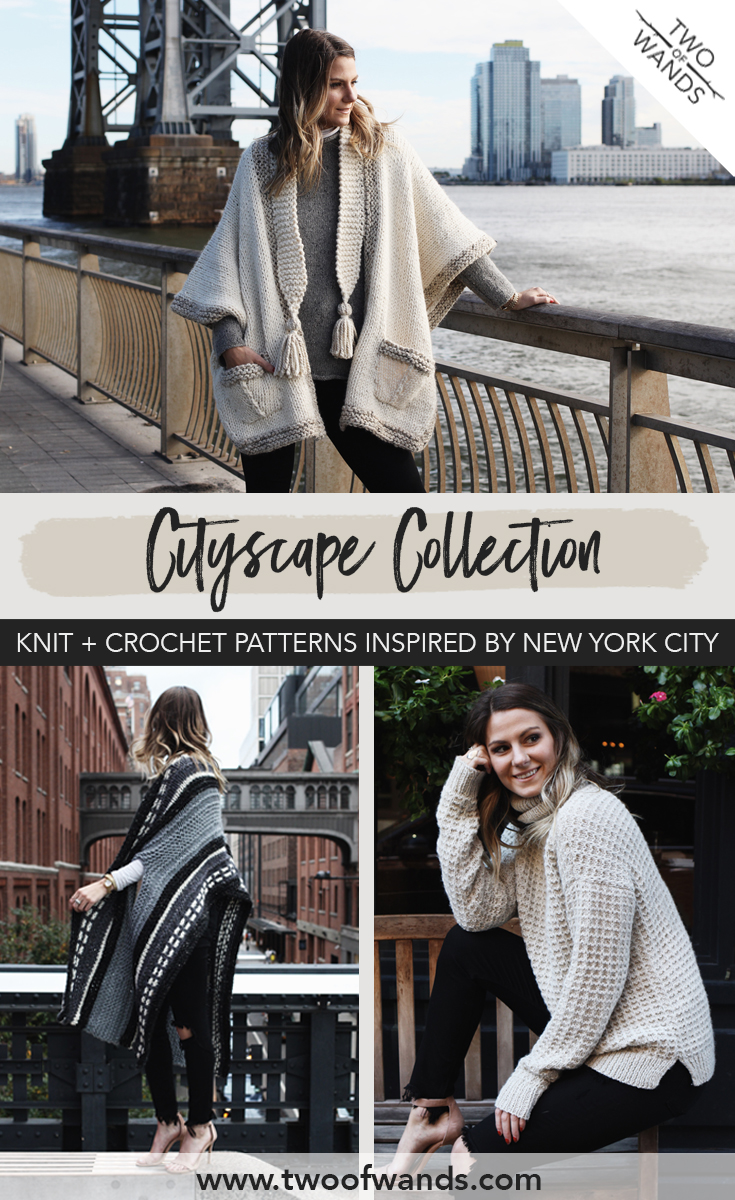 Cityscape Collection by Two of Wands