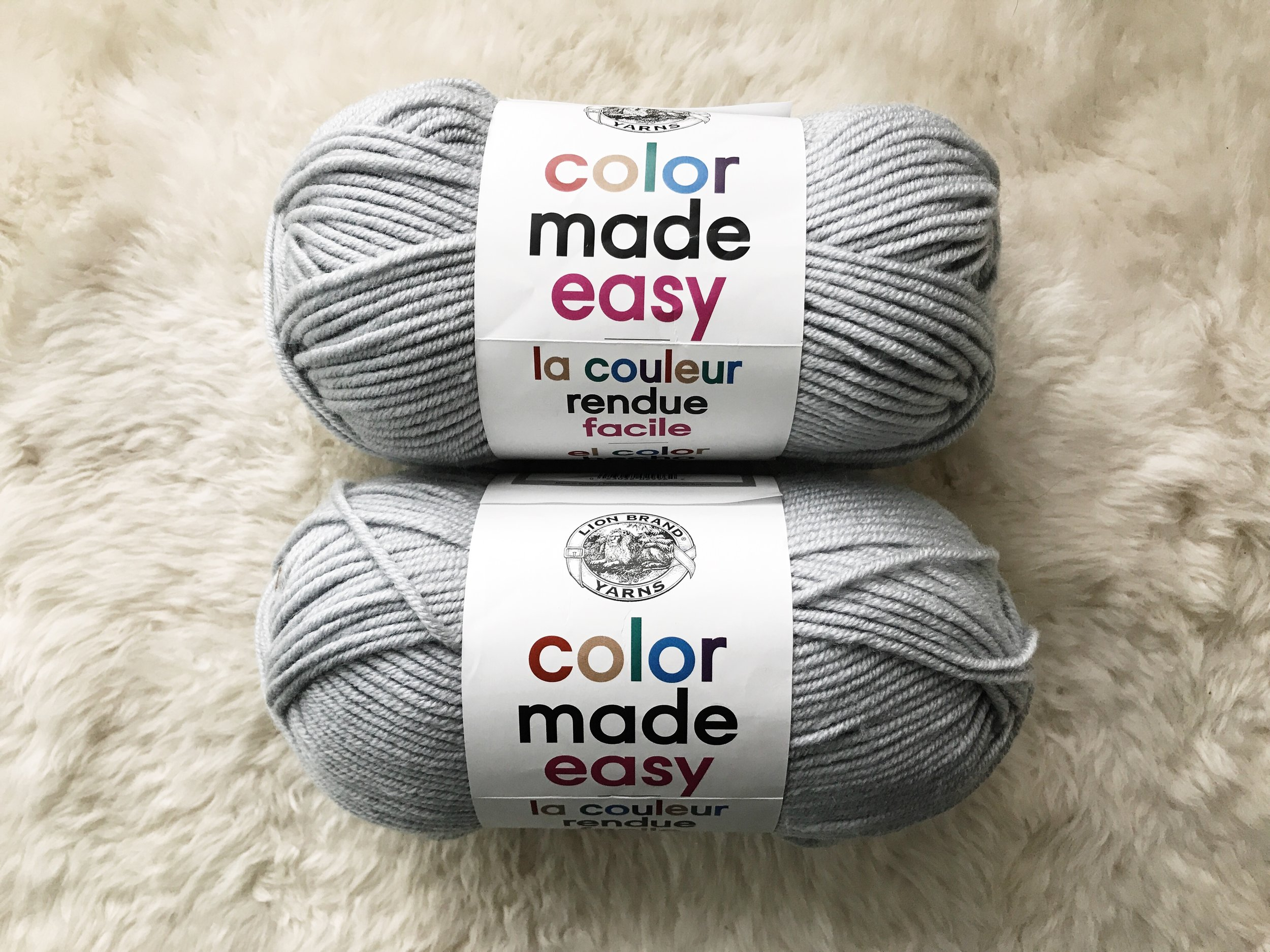 Color Made Easy Yarn