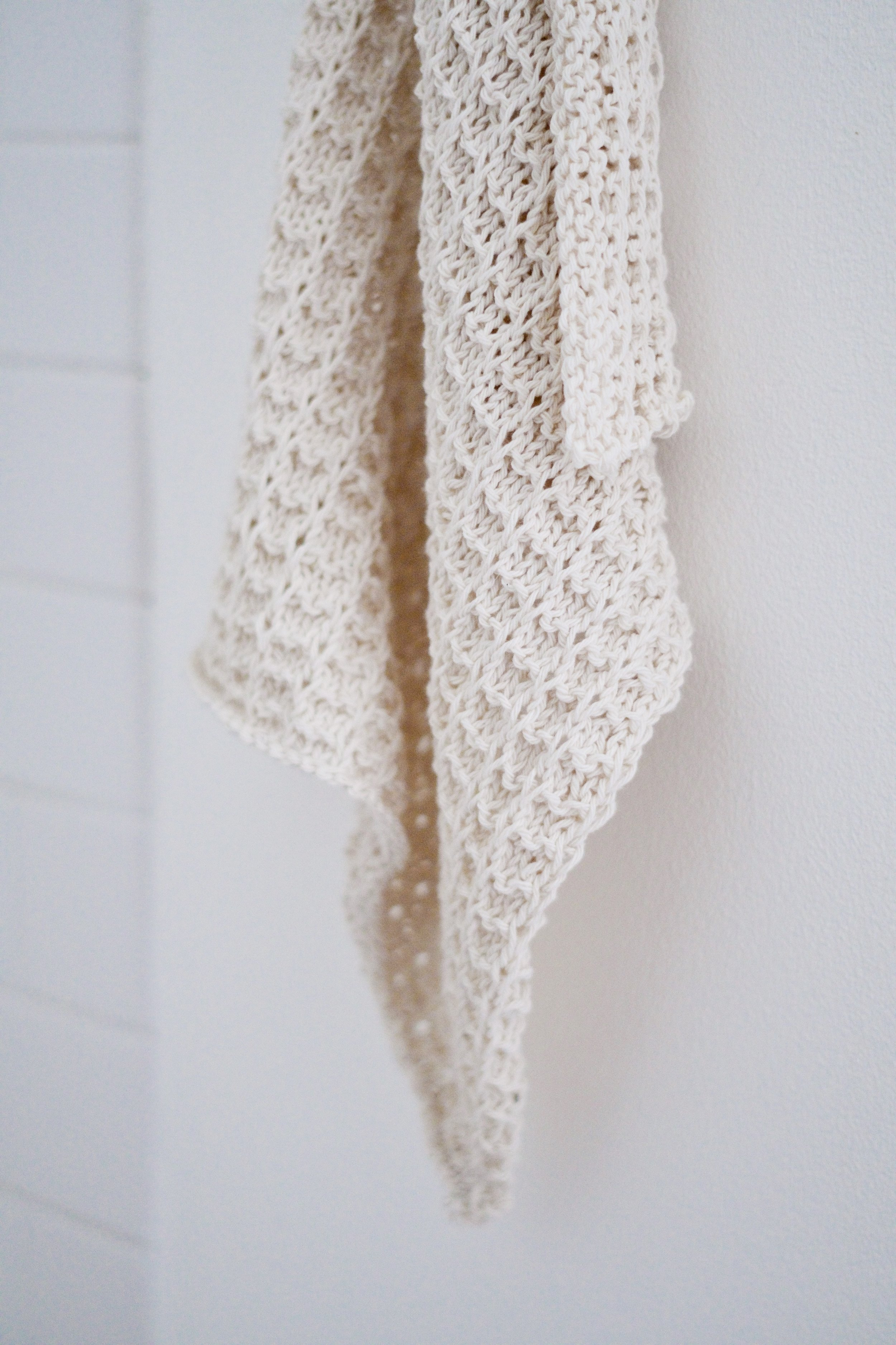 Waverly Hand Towel pattern by Two of Wands