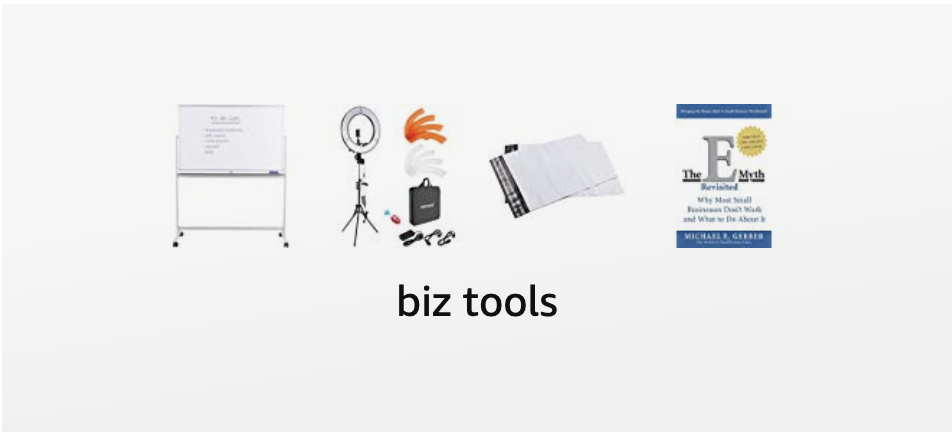 Two of Wands biz tools favorites
