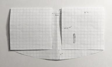 Ruana sketch