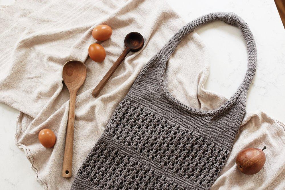 Thistle Market Bag Pattern