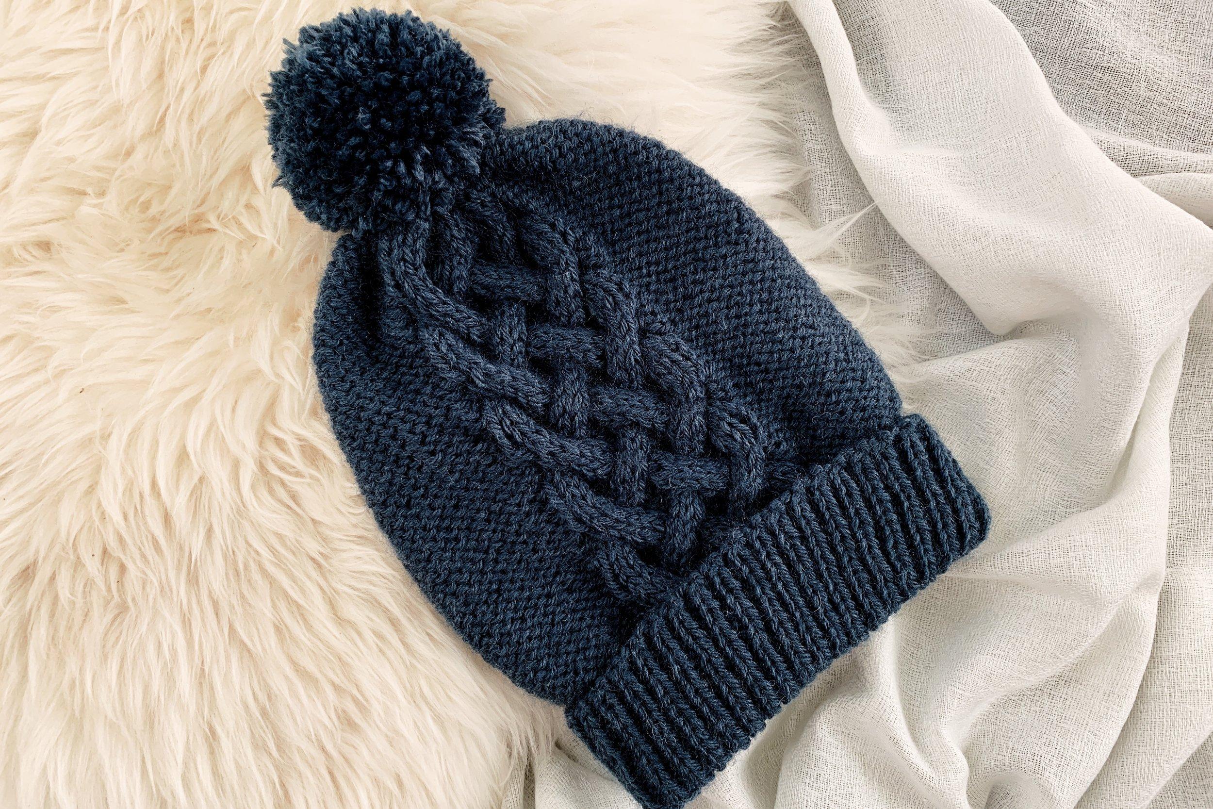 Interwoven Hat