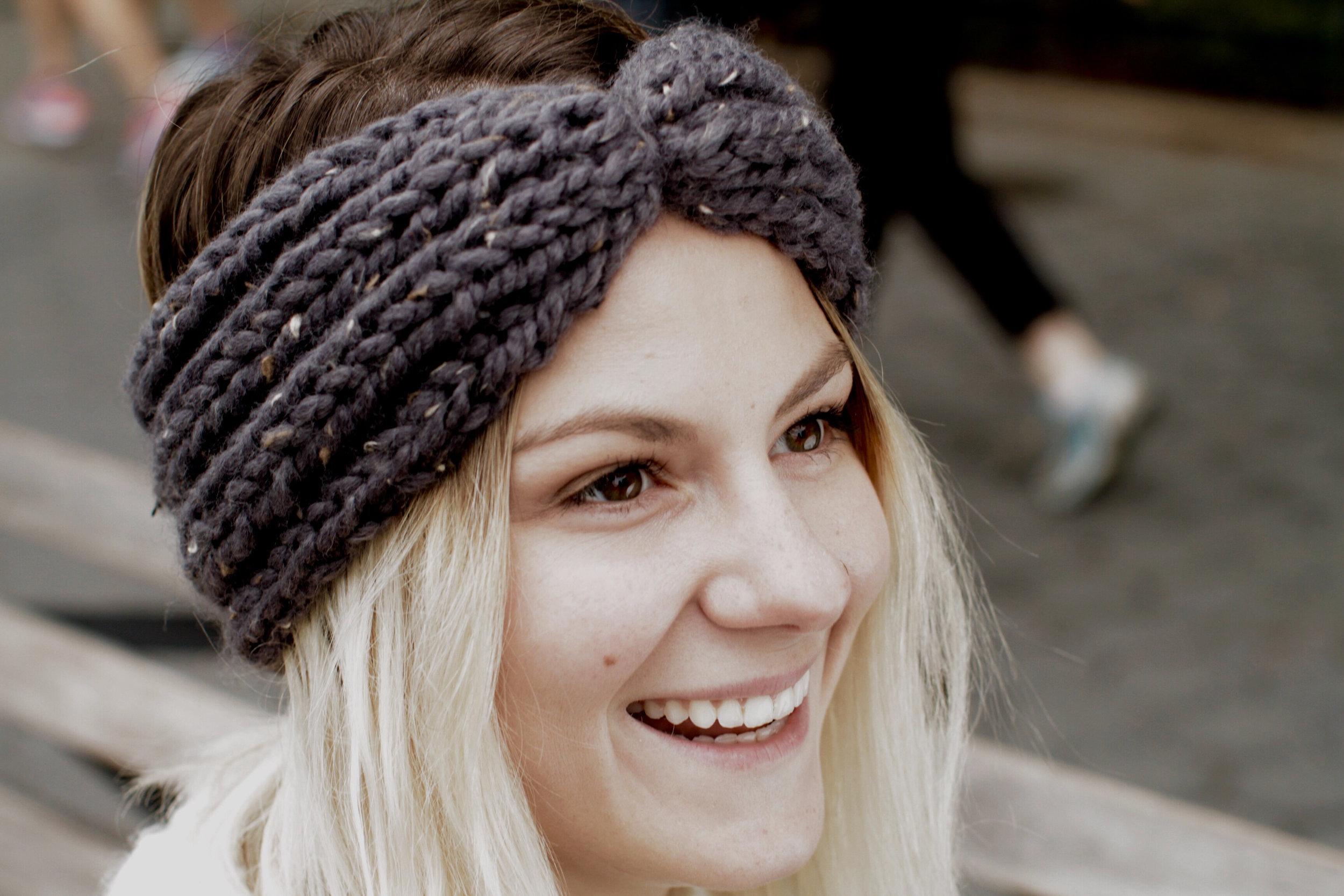 Globe Trotter Headband Pattern by Two of Wands