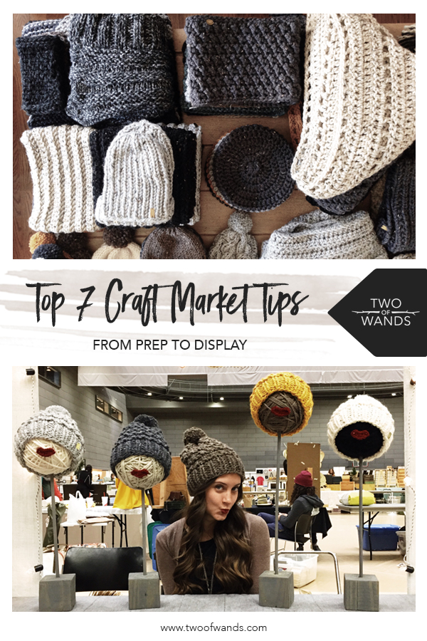 Two of Wands Top 7 Craft Market Tips