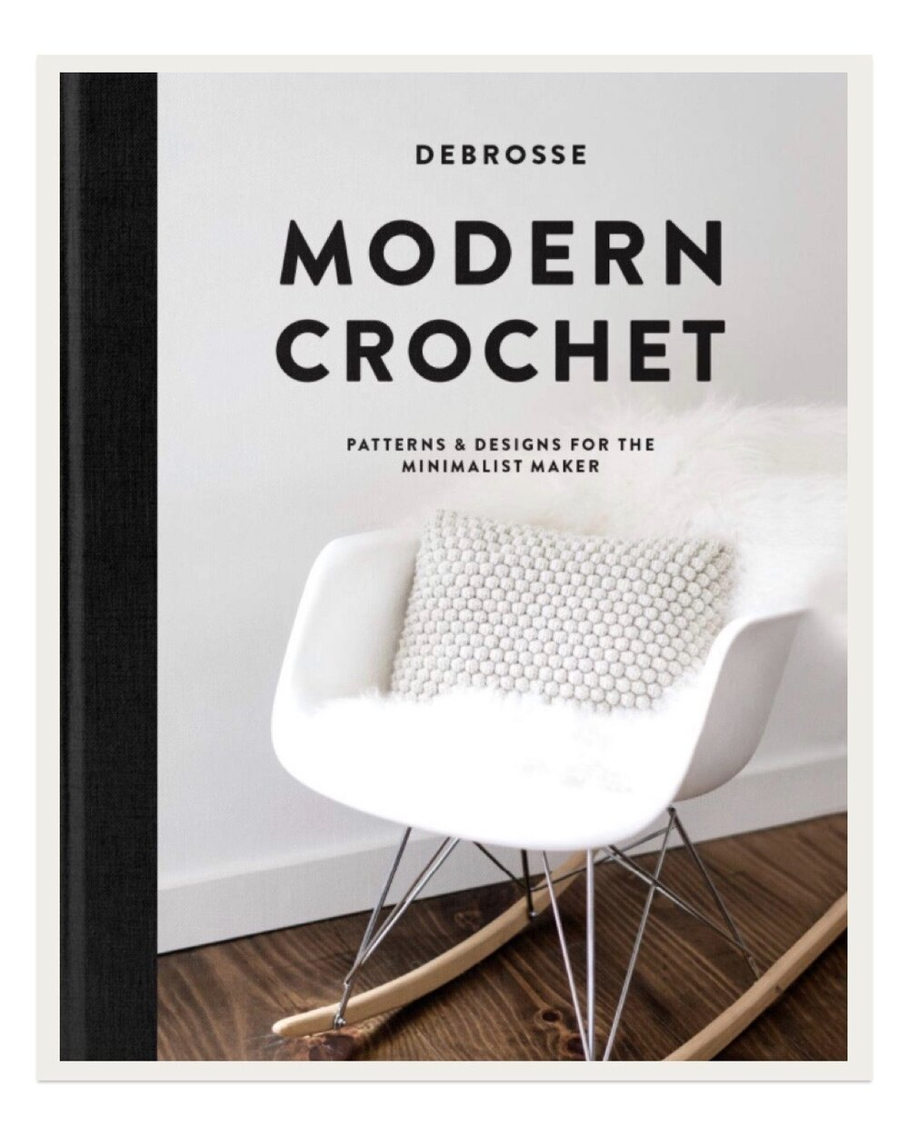 Never has crochet looked so good! Modern Crochet is the ultimate book for beginners out there who are looking for sophisticated, chic accessories for their homes and wardrobes. This complete text includes the most thorough explanation of how to understand crochet patterns and stitches, and even as an advanced crocheter I look to it for inspo. The book itself is gorgeous as well and totally coffee-table-worthy.