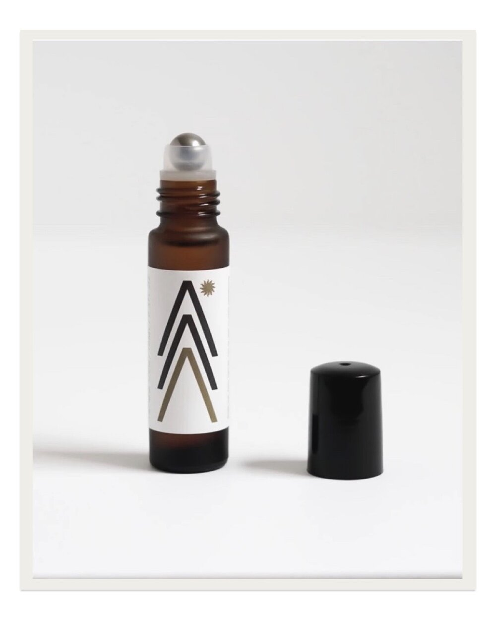 This Aurelian Palo Santo CBD infused topical roller never leaves my sight. I would wear it as a unisex fragrance because I love the scent so much even if it didn't contain organic, full-spectrum CBD, but the addition of this pain-relieving anti-inflammatory gives added benefits. I get the glorious aromatherapy of wood notes, vetiver, amber, and grapefruit to soothe my senses and relief from neck tension at the same time!