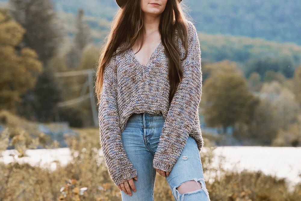 Magic Hour Sweater
