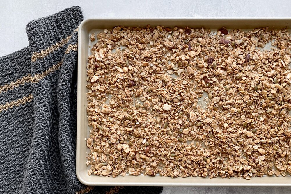 Granola Recipe by Two of Wands