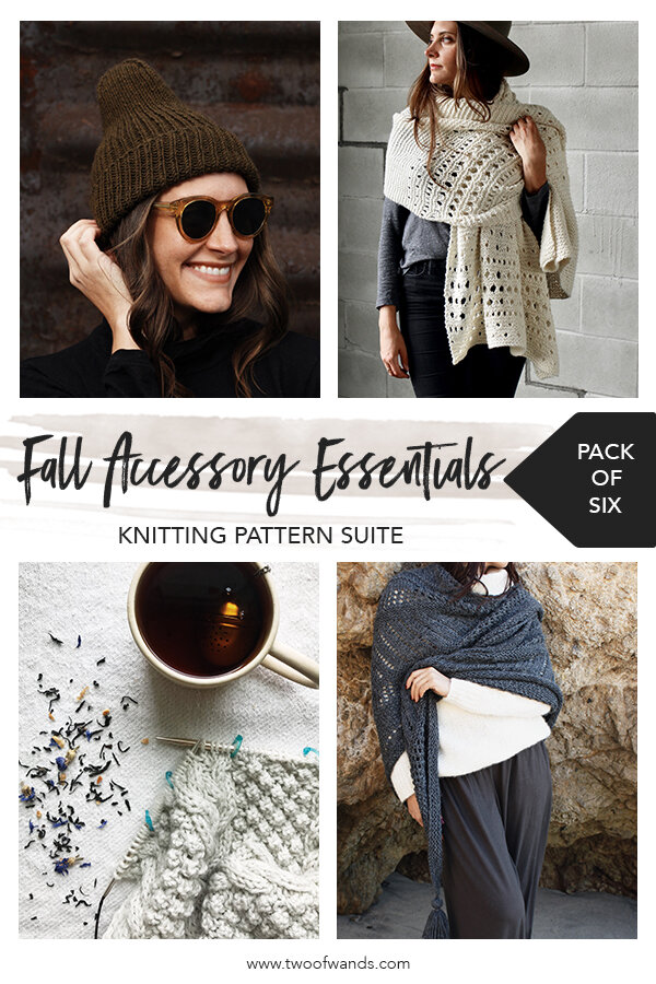 Fall Pattern Suites by Two of Wands