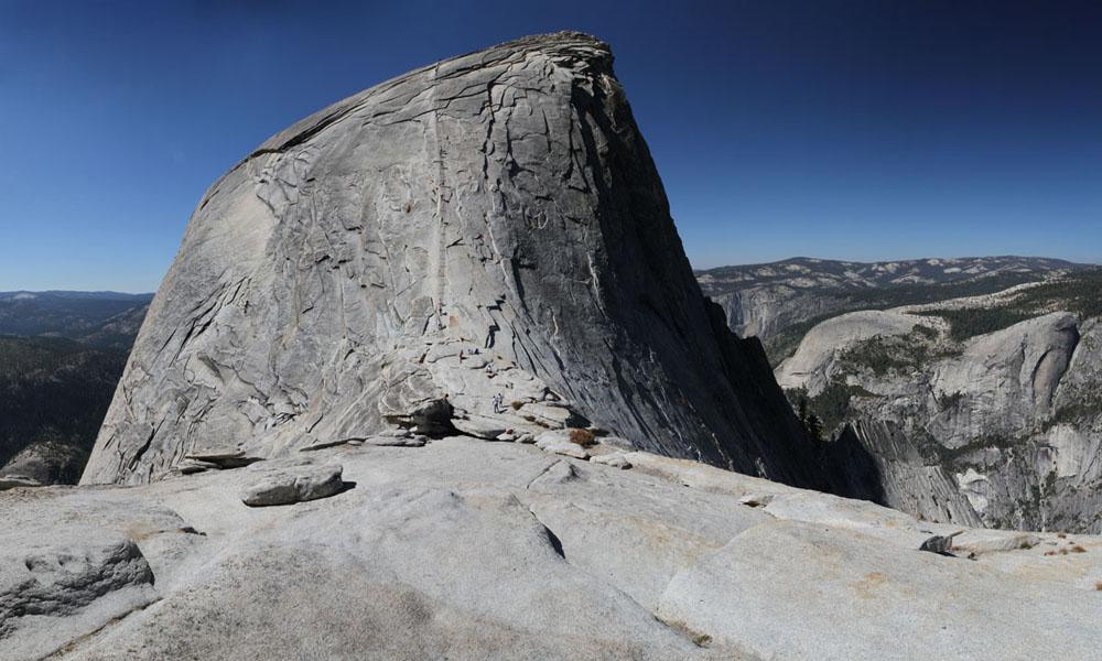Half Dome, Yosemite 2010