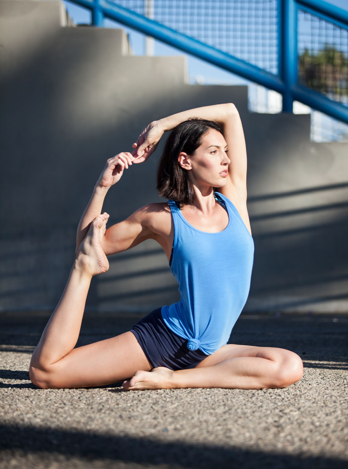 Outdoor Yoga Photography