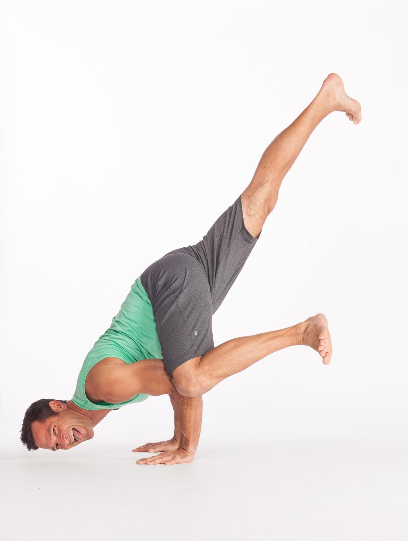 Studio Yoga Photography