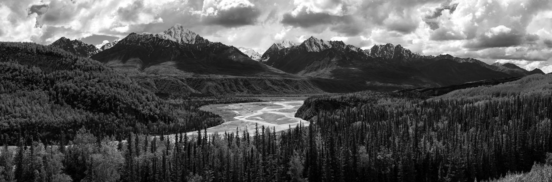 Matanuska River, Alaska 2014