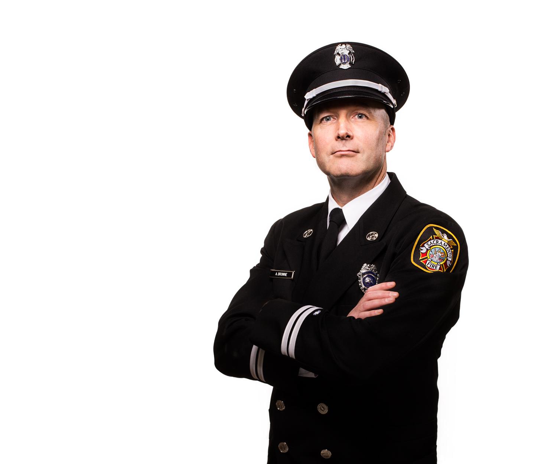 Captain Alan Browne