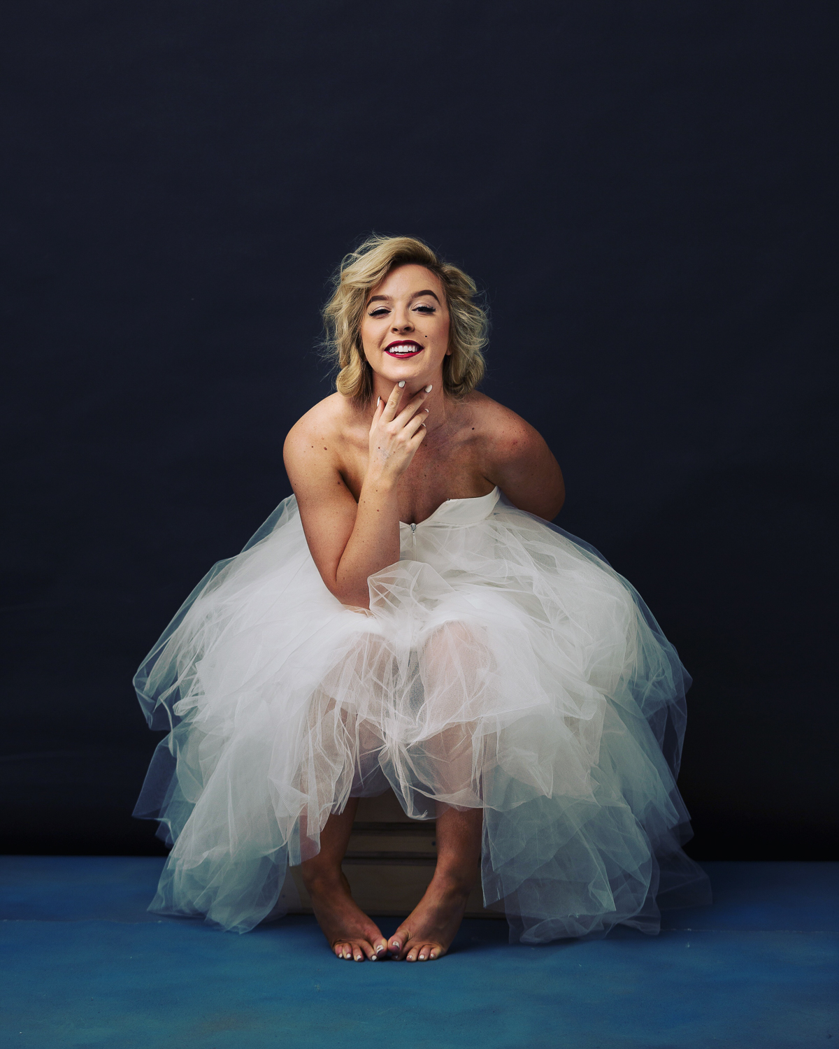 Kara Ricks as Marilyn Monroe