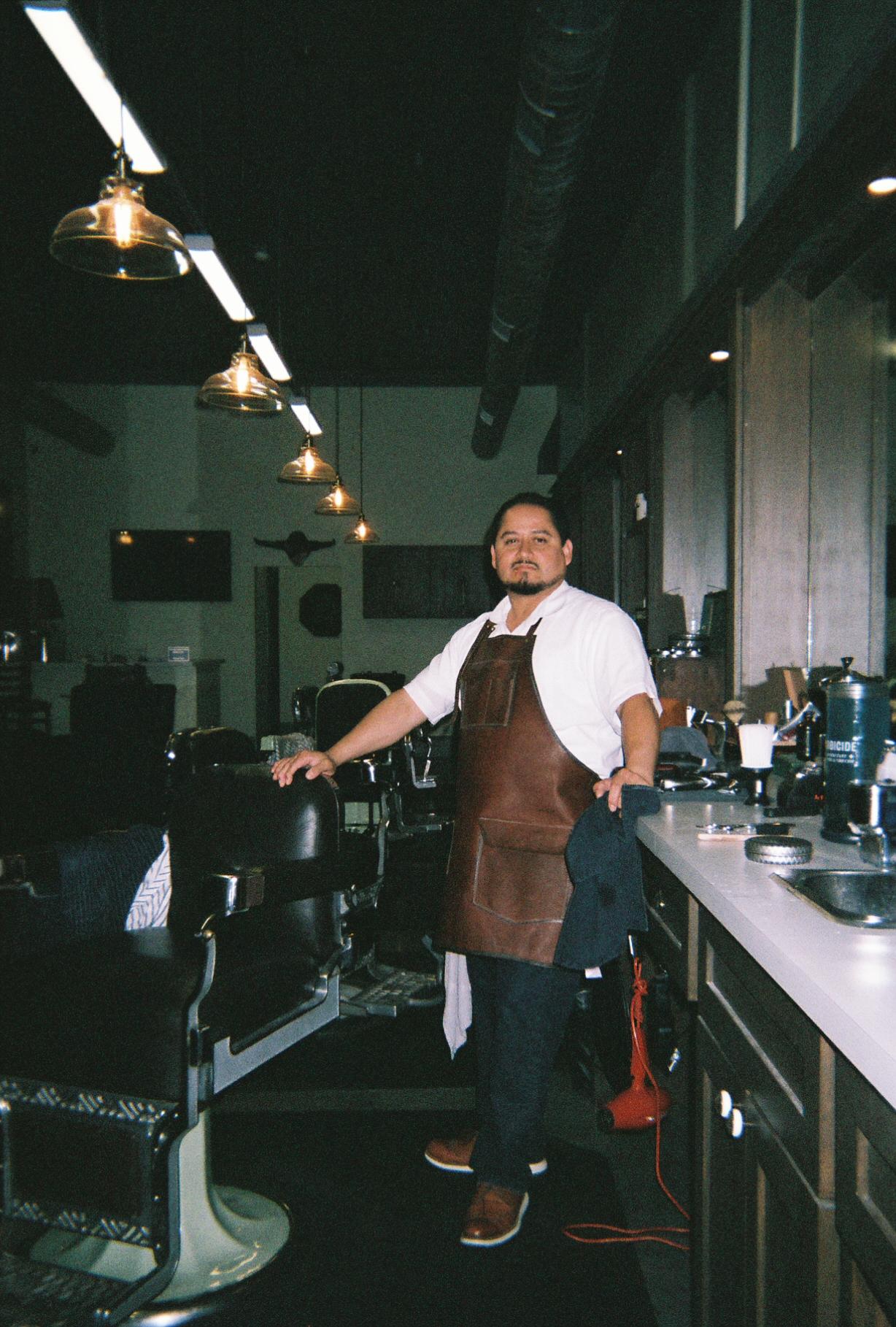 Iverson's Barber Shop - Jason Iverson