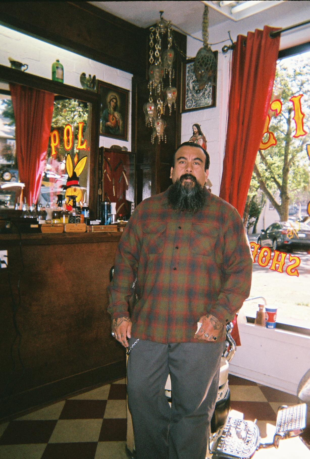 Poli's Barber Shop - Poli Guadarrama