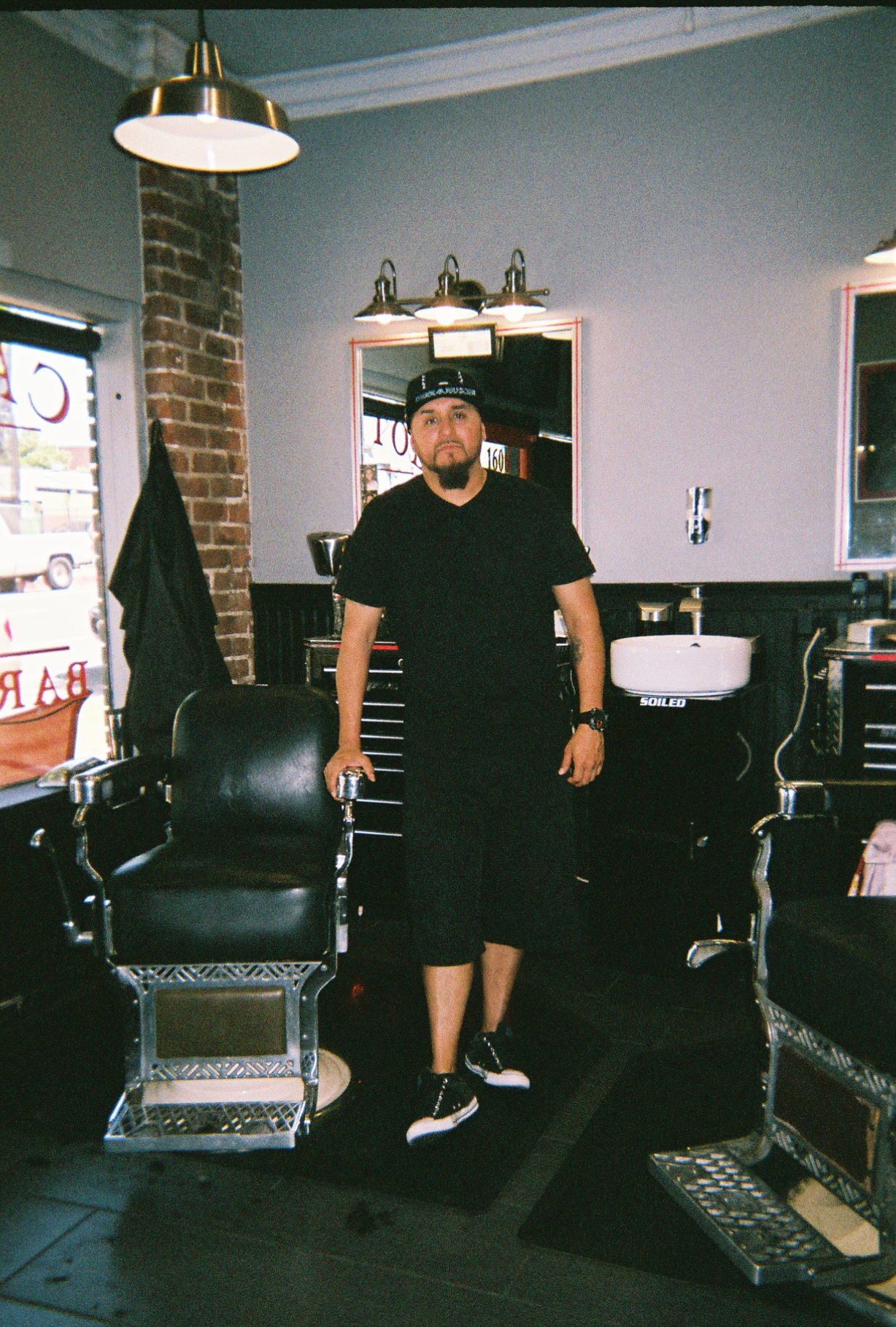 Capitol Barber Shop - Luis Sanchez @louiedabarber