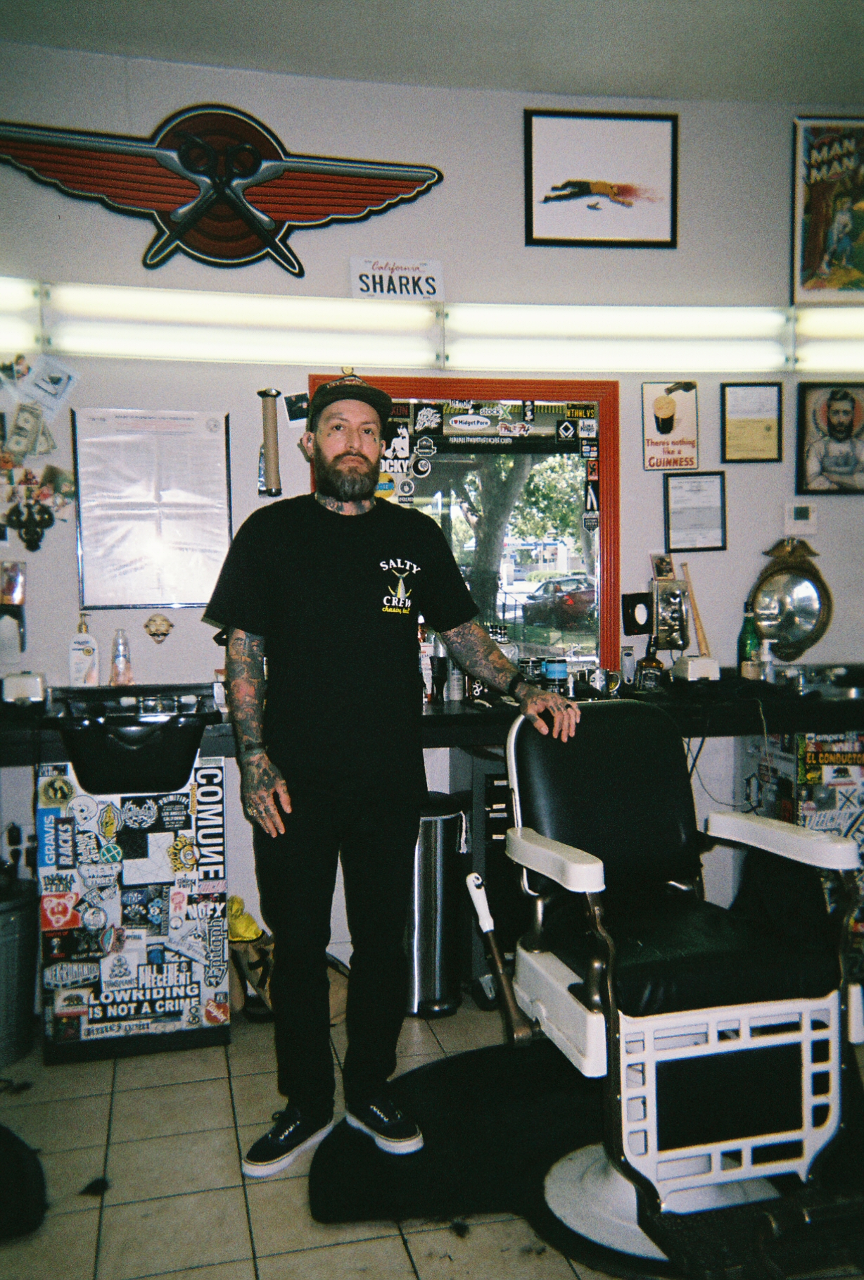 Anthony's Barber Shop - Nigel Martin @nigel91sixx