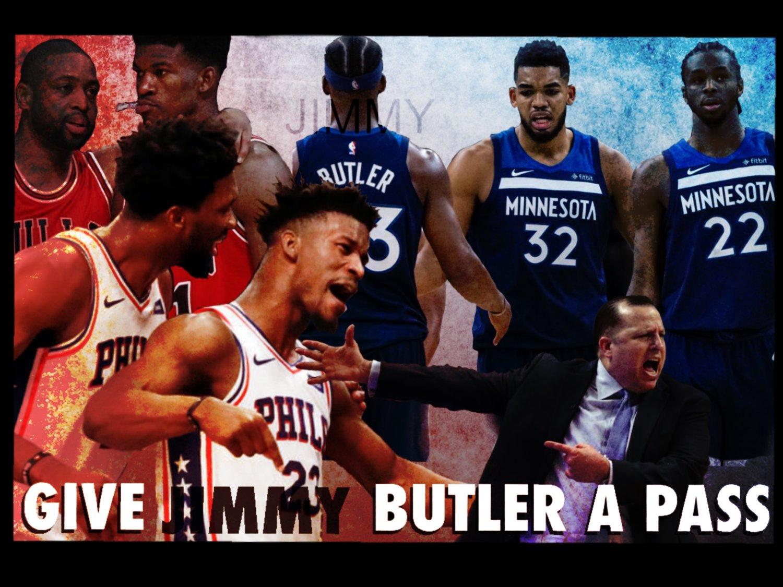 Give Jimmy Butler A Pass Banter Park