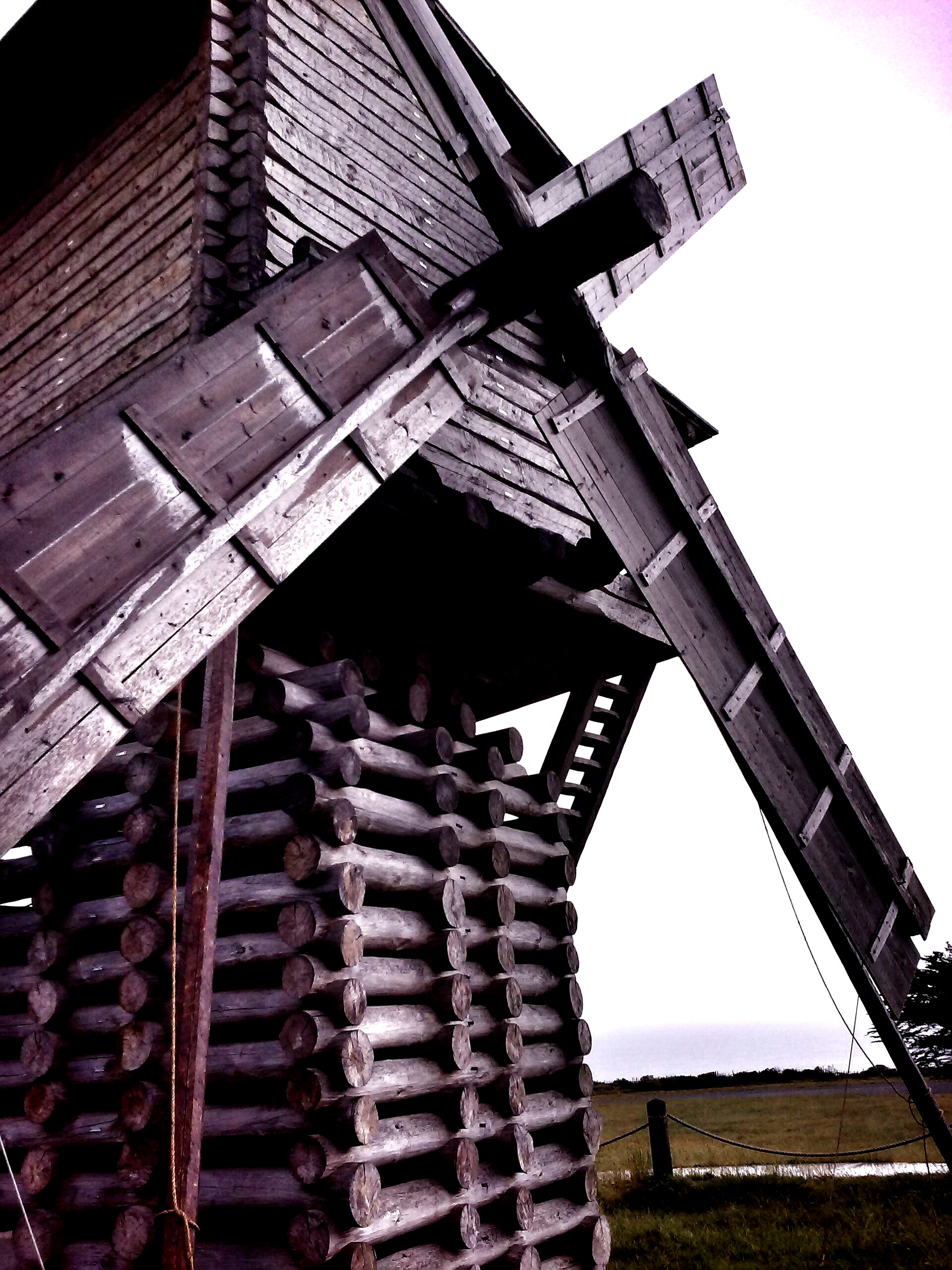 Fort Ross Wind Mill 2