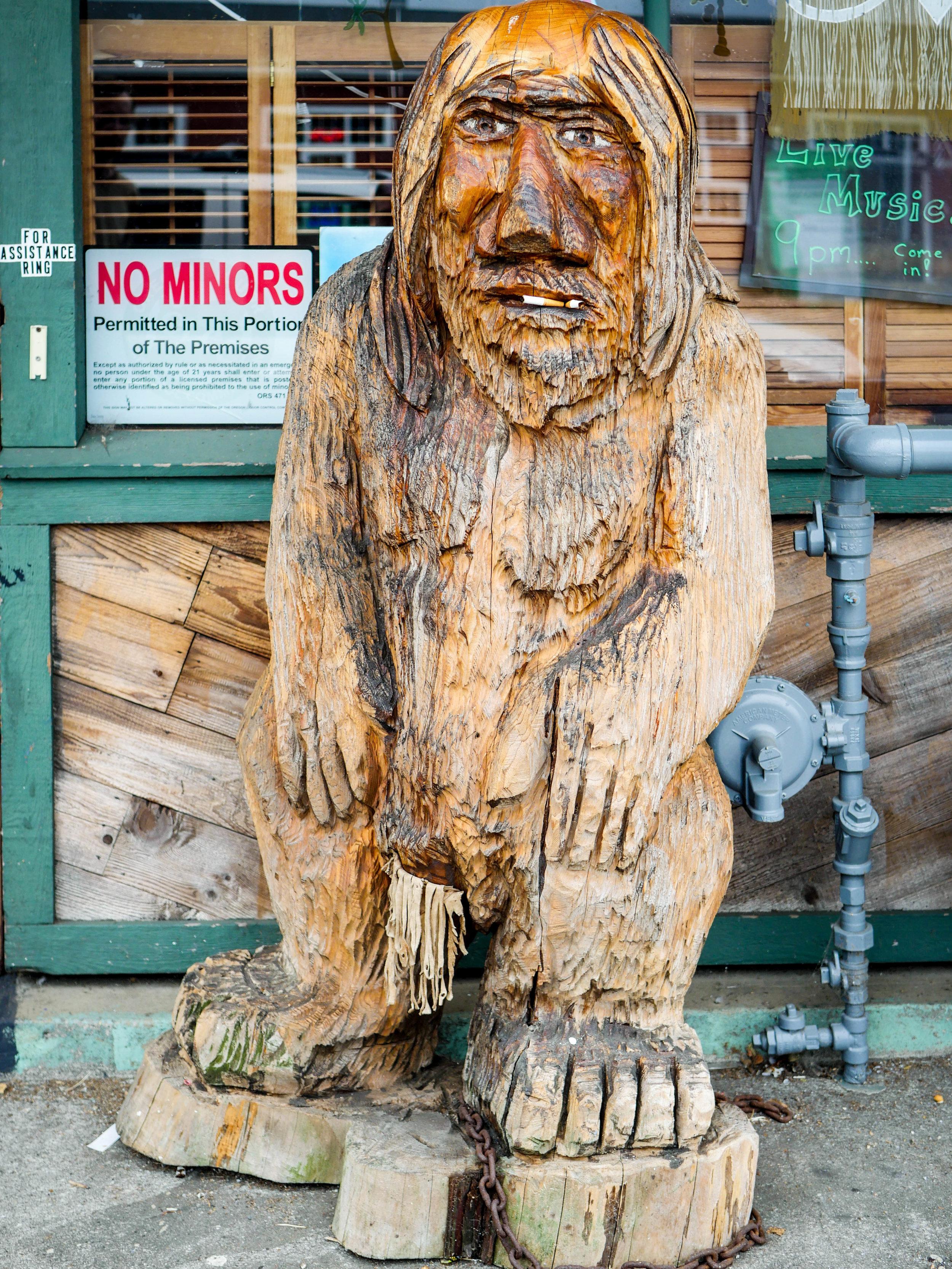 This statue.