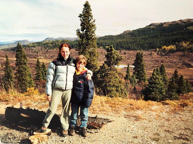 With @_smith.j - Montana 2000. 🌲