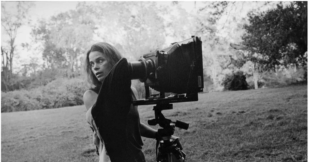 Sally Mann, via  The New York Times