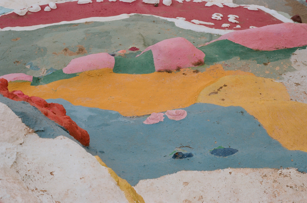 Salvation Mountain by Chantal Anderson