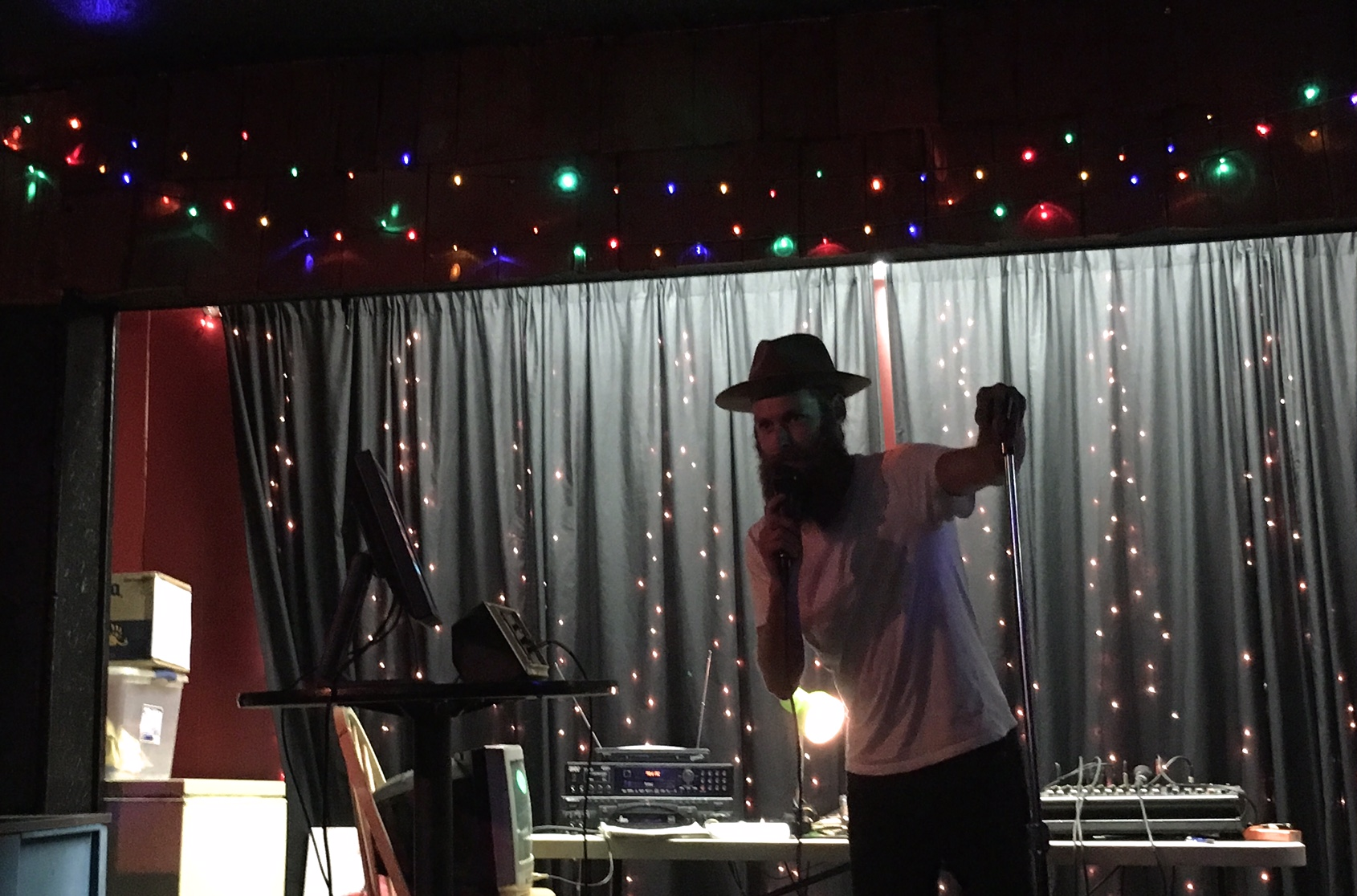 karaoke in Nashville