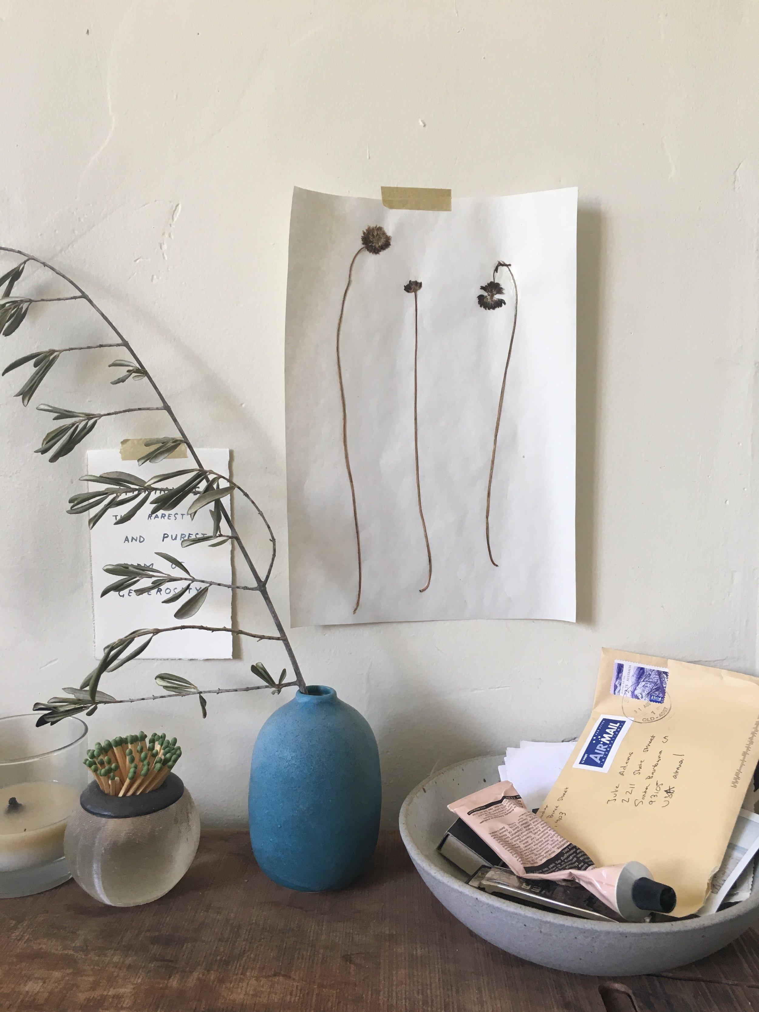 Bedside letters
