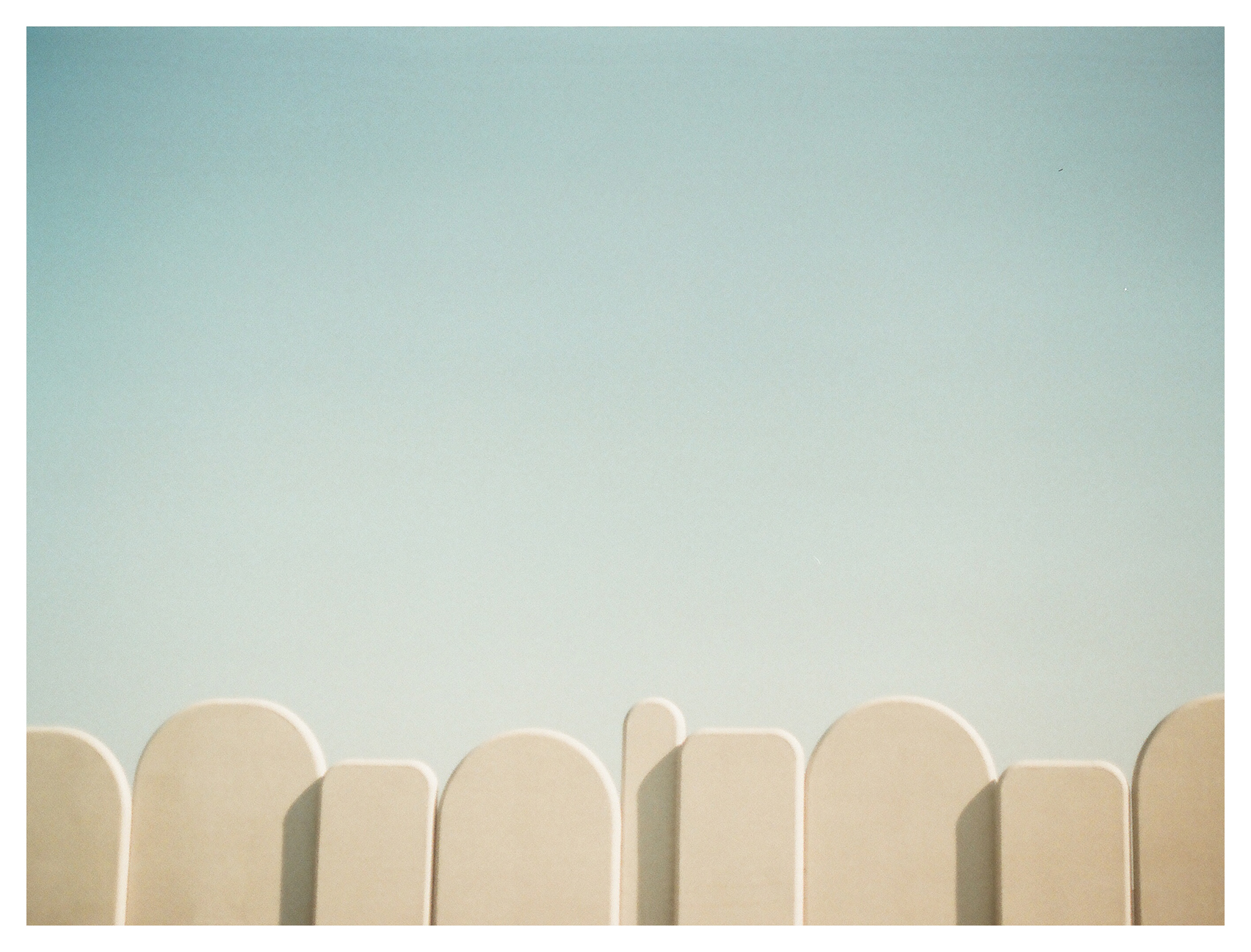 stucco fence in Kansas City