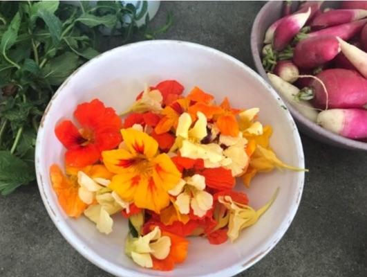 salad as religious rite