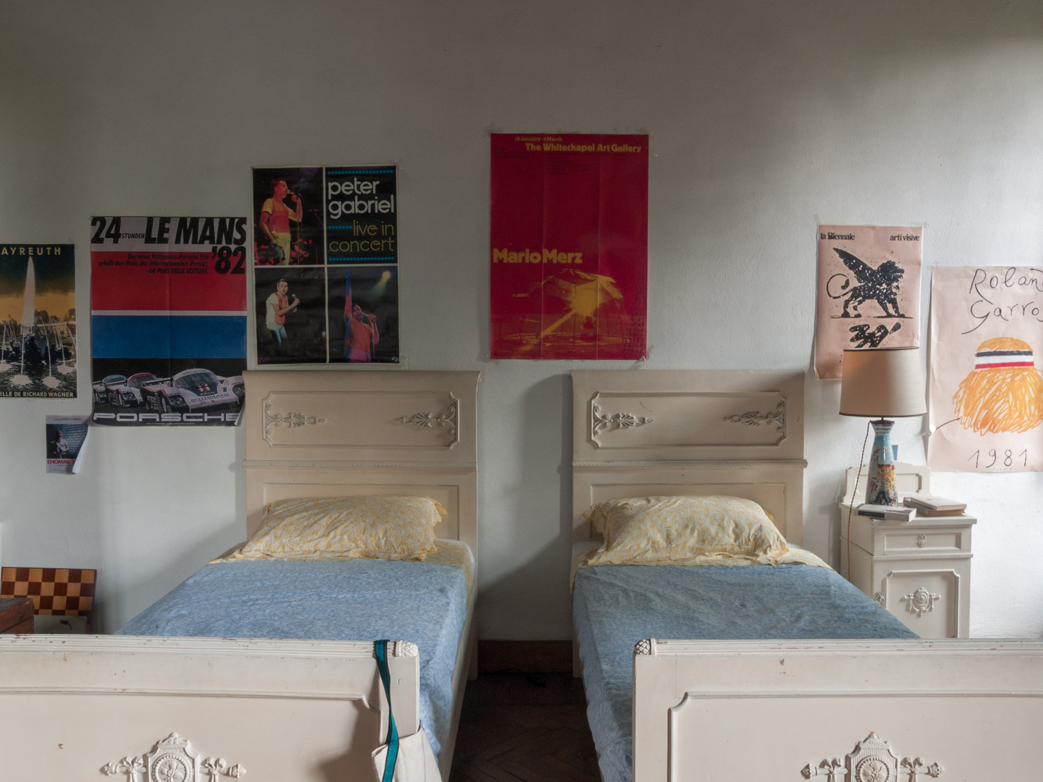 Bedroom from Call Me By Your Name