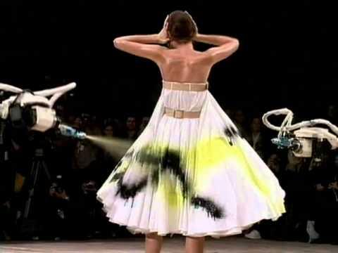 Alexander McQueen 1999 Show