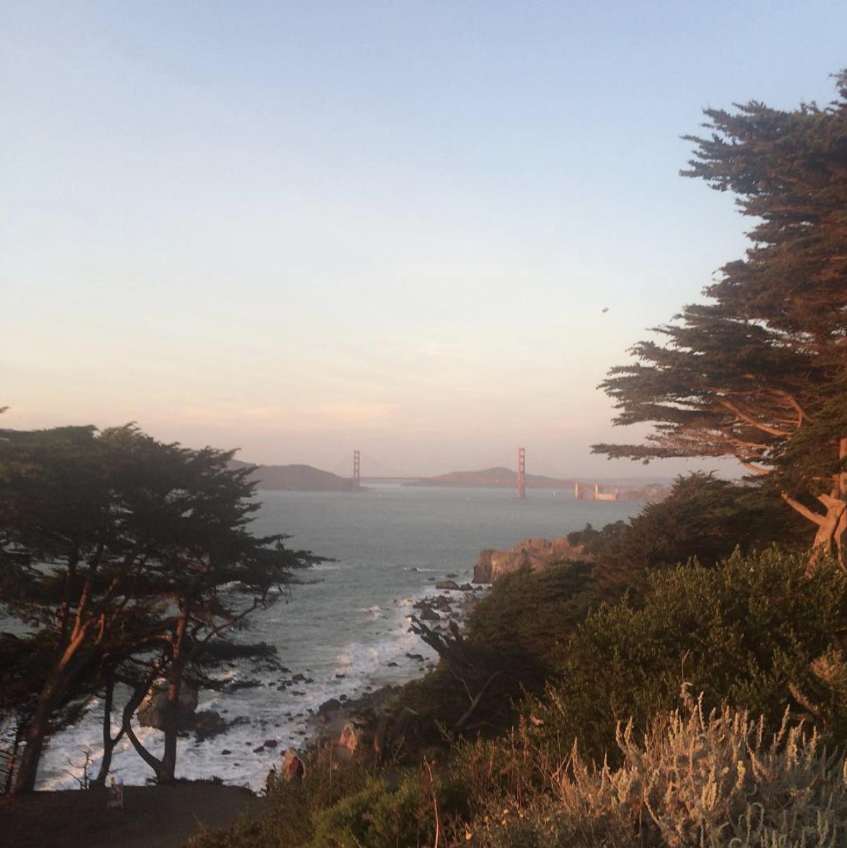 Views of the water, via  Instagram