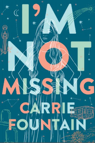 cover of Carrie's new novel