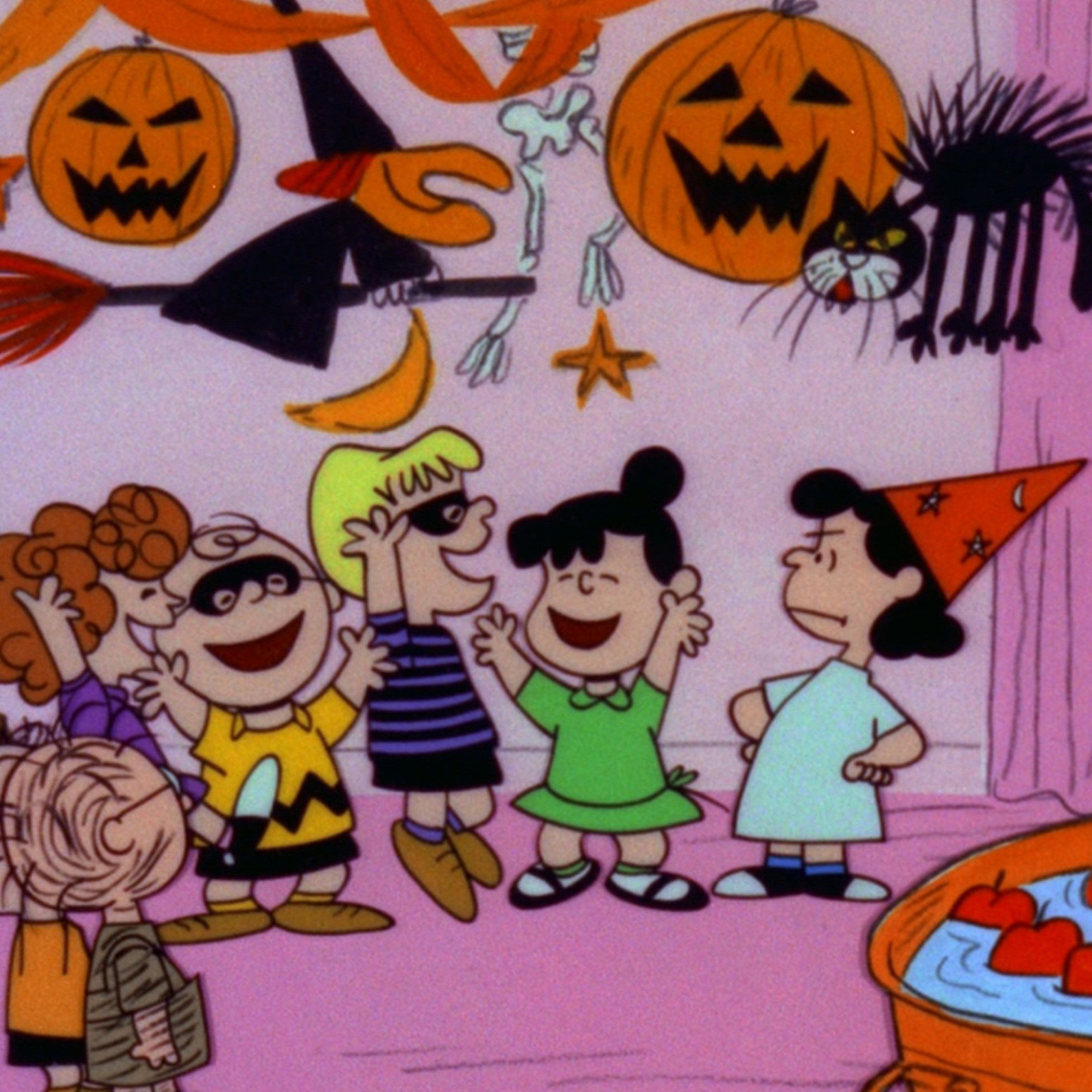 Shriya Samavai_Great Pumpkin Charlie Brown.jpg