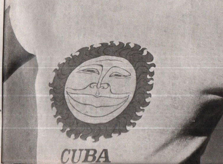 Margaux Hemingway, Cuba 1978