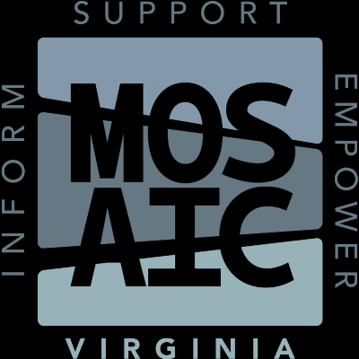 Mosaic is a non-profit medical organization serving women in Virginia facing unplanned pregnancies.  all services are offered at no cost. All client information is private and confidential.