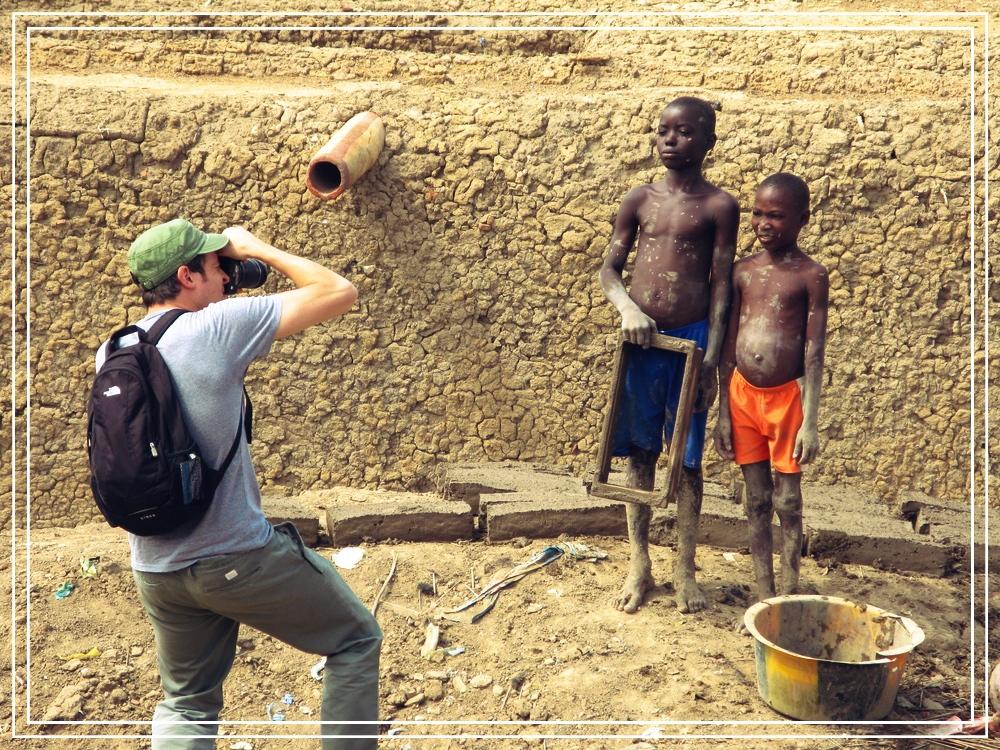 Djenee - Mali, West Africa, 2011