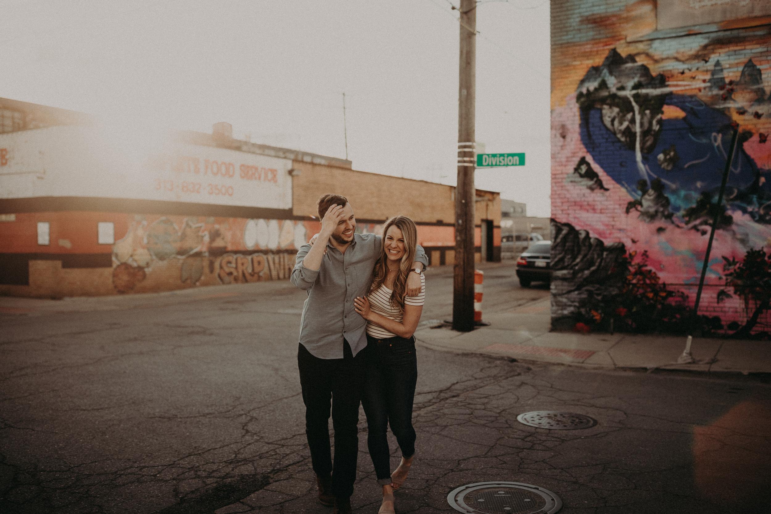 Allyce + Patrick